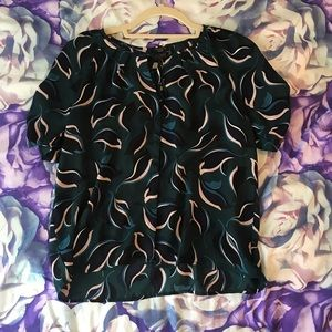 Any Taylor Petite blouse